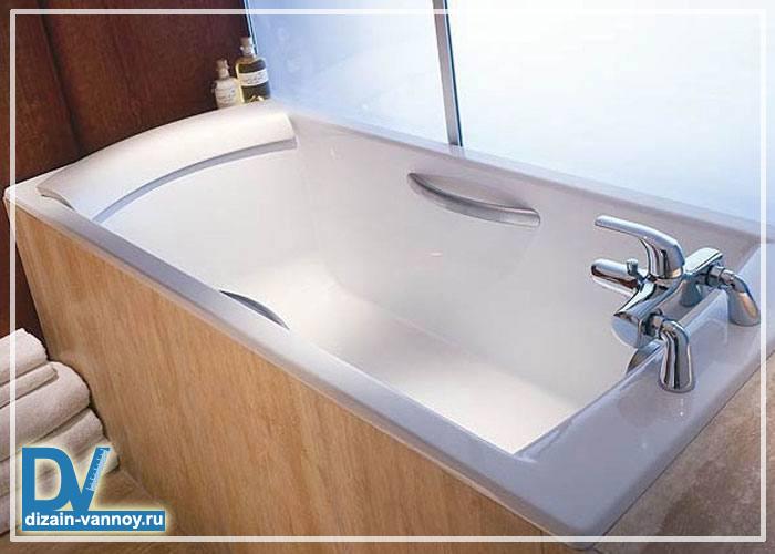 стоимость ванной