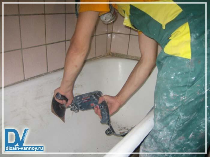 как обновить ванну акрилом стоимость