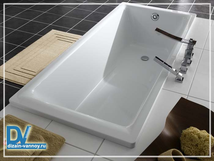 производство стальных ванн
