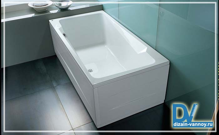 фальш панель для ванной
