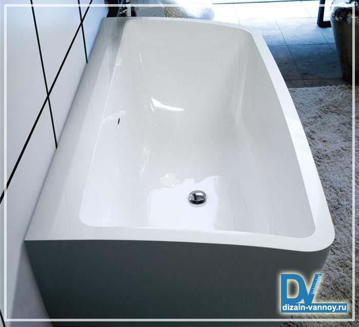 керамическая ванная