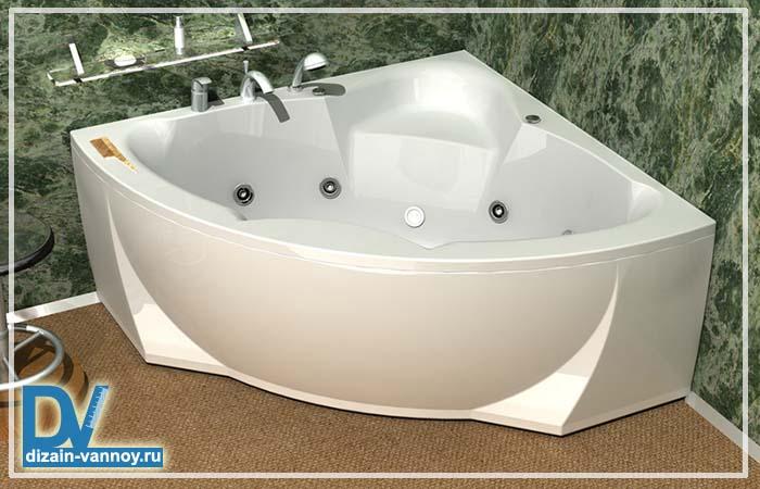 нестандартные ванны