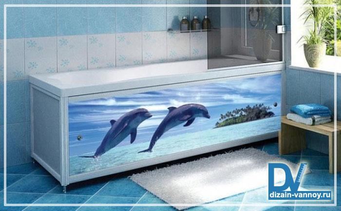 экран под ванну какой лучше