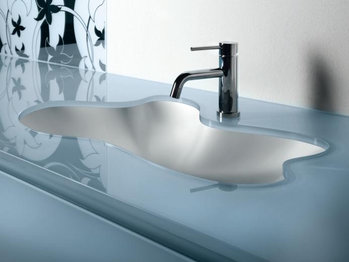 раковина для ванной под столешницу