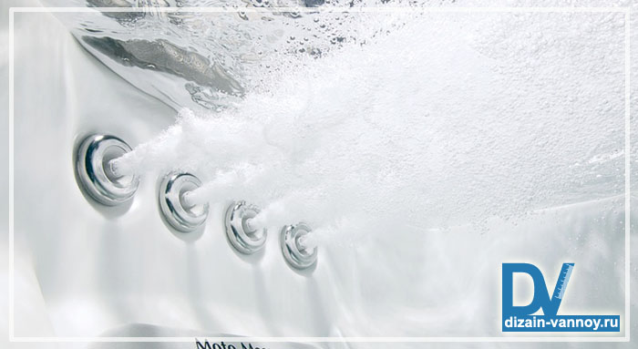 гидромассажные системы для ванн