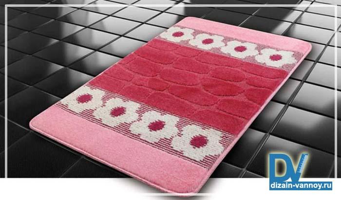 коврики для ванной из пвх