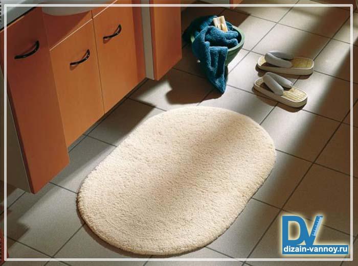 полипропиленовые коврики для ванной