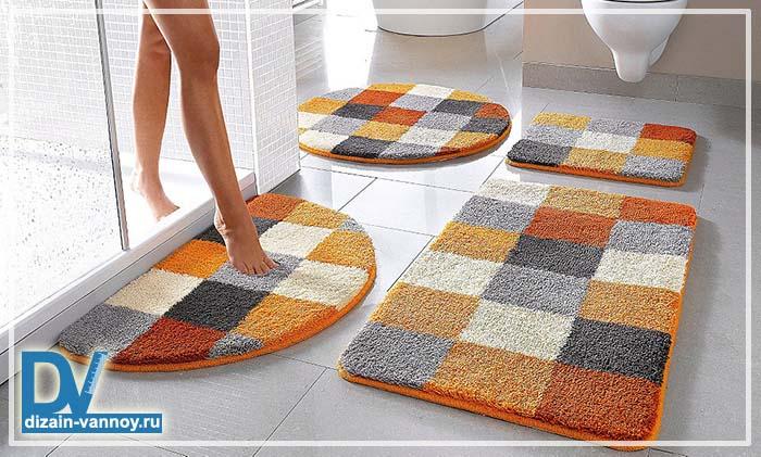 какой коврик для ванной лучше