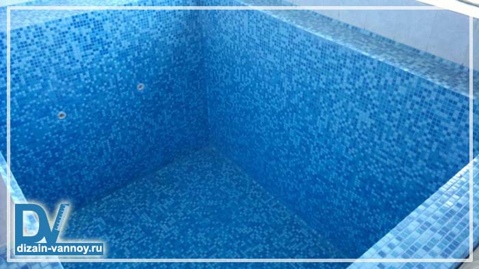 ванная из бетона своими руками