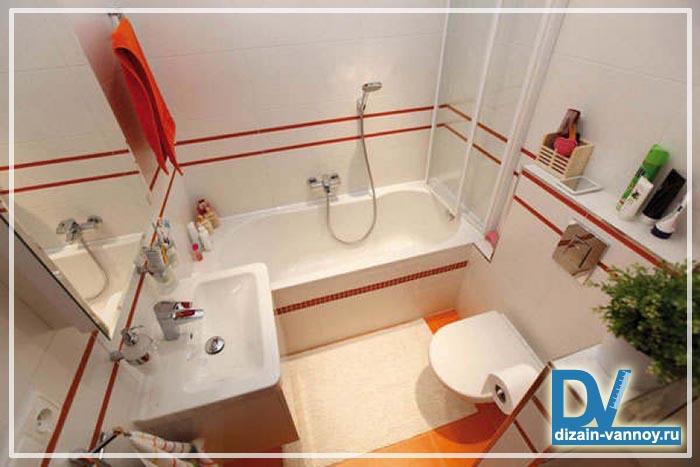 фото ванные комнаты маленькие