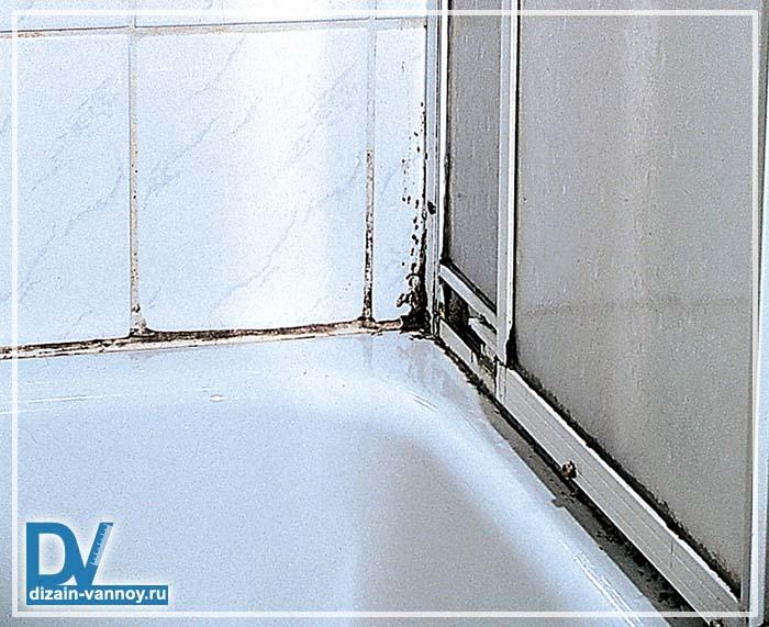 как отстирать занавеску в ванной
