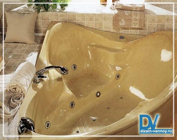 ванна из литьевого мрамора отзывы