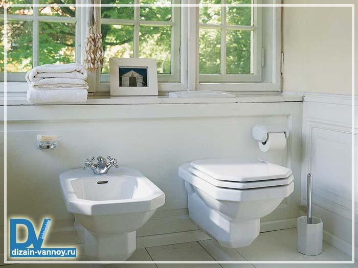 декор маленькой ванной комнаты фото