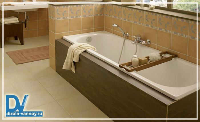 литраж чугунной ванны