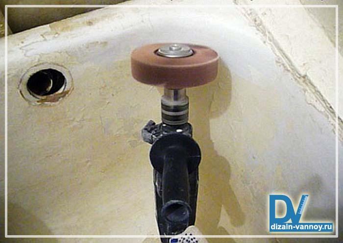 способы реставрации ванн