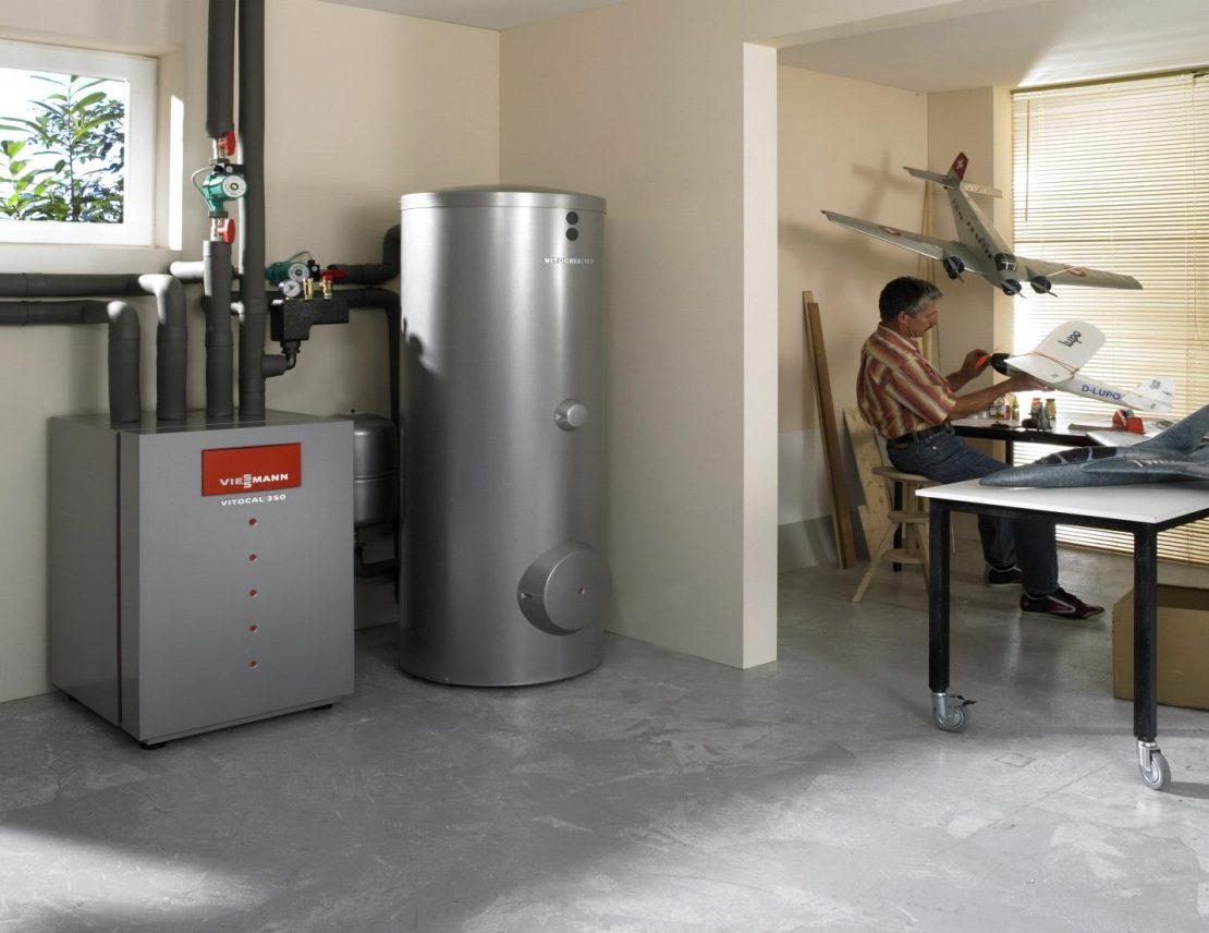 котел для системы отопления