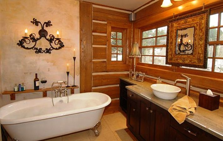 стили ванных комнат фото
