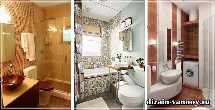 образцы ремонта ванной комнаты фото