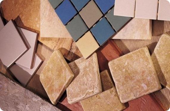 примеры ванных комнат выложенных плиткой