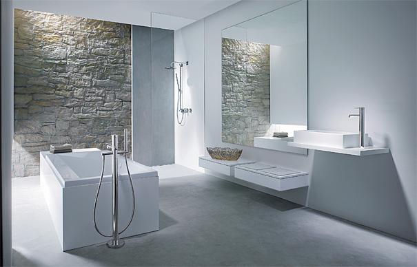 современный ремонт ванной комнаты фото