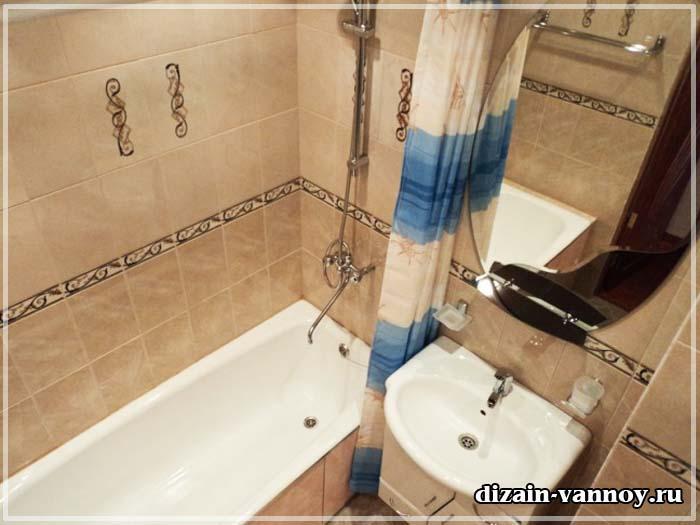 объединение ванны и туалета