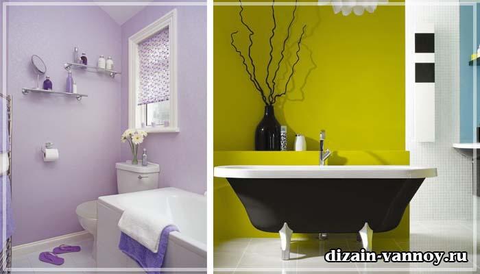 фотографии ванной комнаты после ремонта