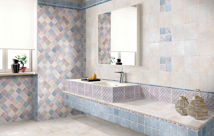 идеи для ванной комнаты плитка