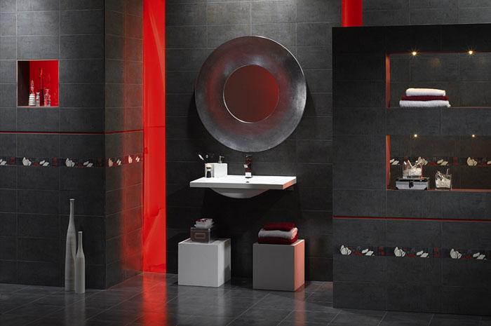 плитка для ванной классика