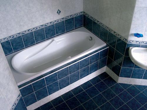 укладка плитки в ванной расценки