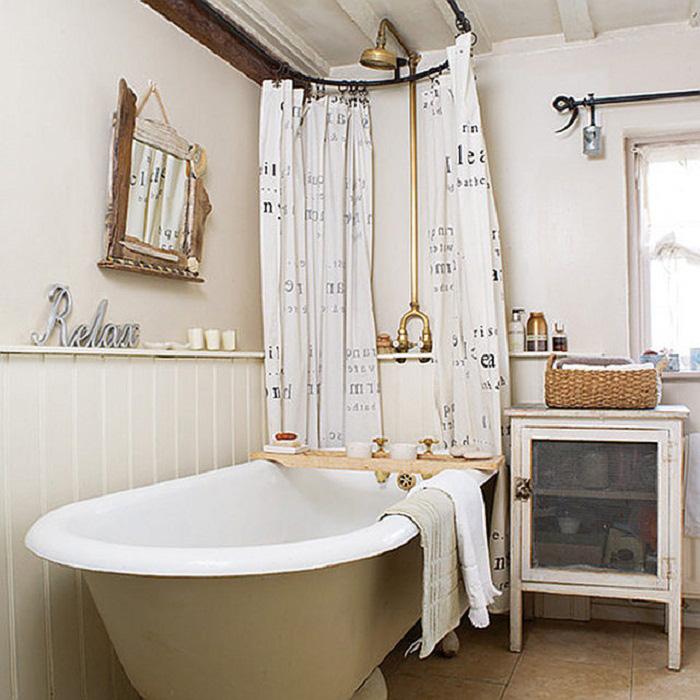 мебель для ванной кантри