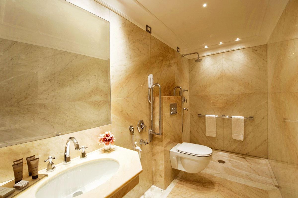ванные комнаты из мрамора фото