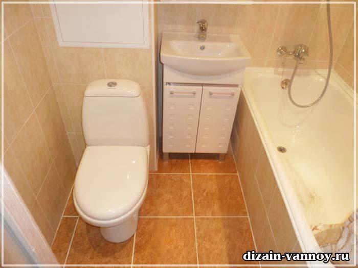 недорогой ремонт ванной комнаты фото