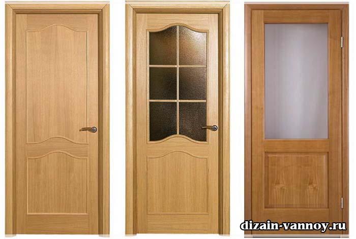 шпонированные двери в ванную отзывы