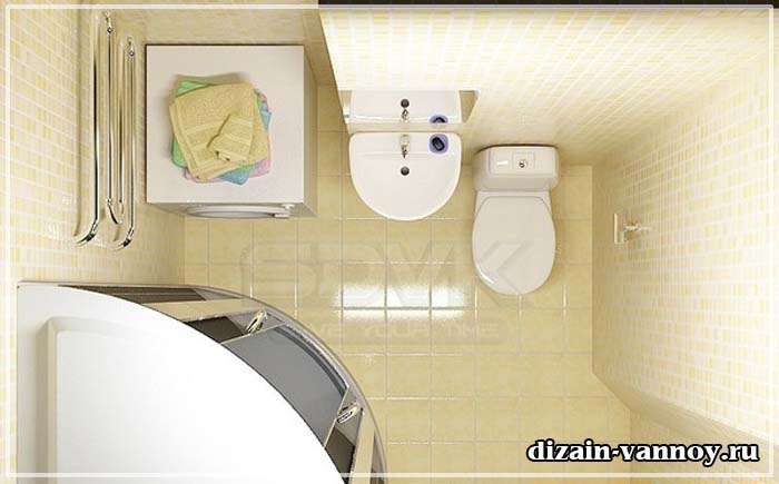 как сделать ванную