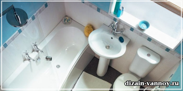 как лучше сделать ванную комнату