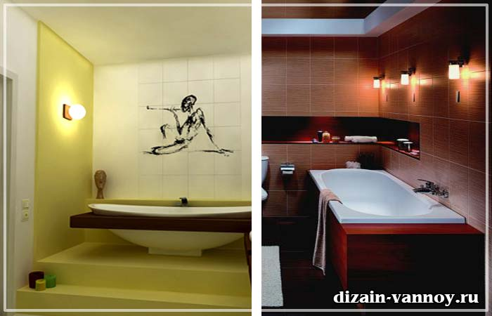 идеи ремонта ванной комнаты фото