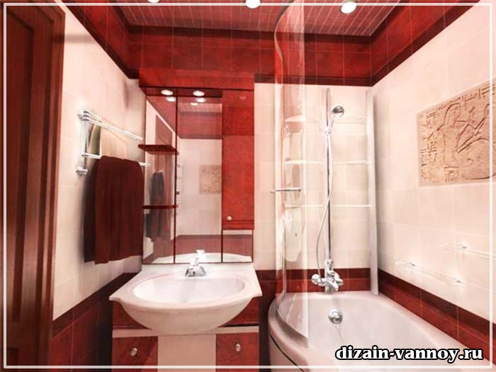 ремонт ванны и туалета фото