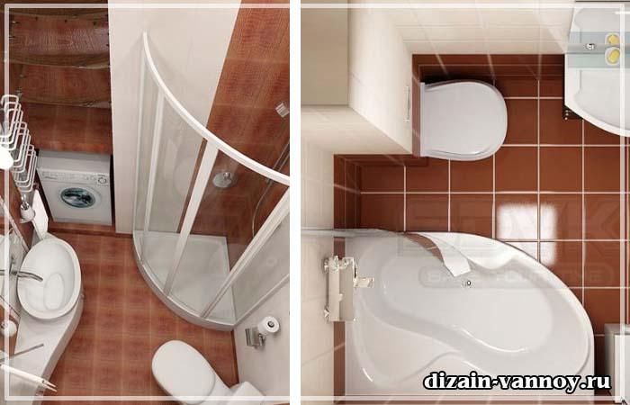 ванна в панельном доме