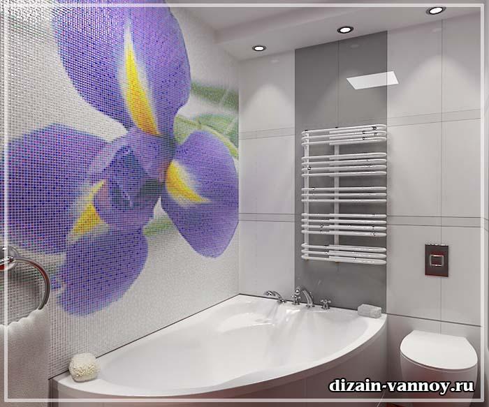 панно в ванную комнату