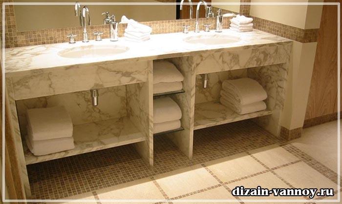 варианты ремонта ванной