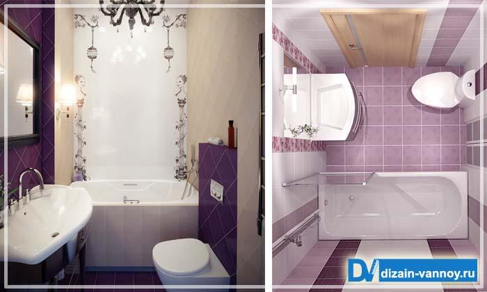 дизайнерские решения для ванной комнаты