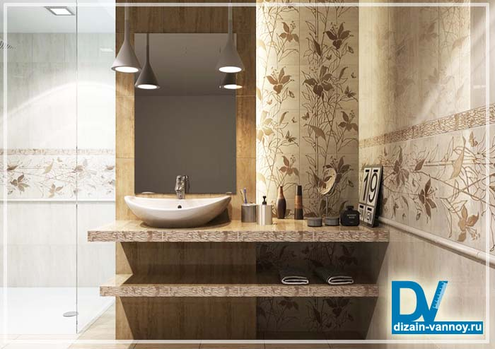 лучшие интерьеры ванных комнат фото