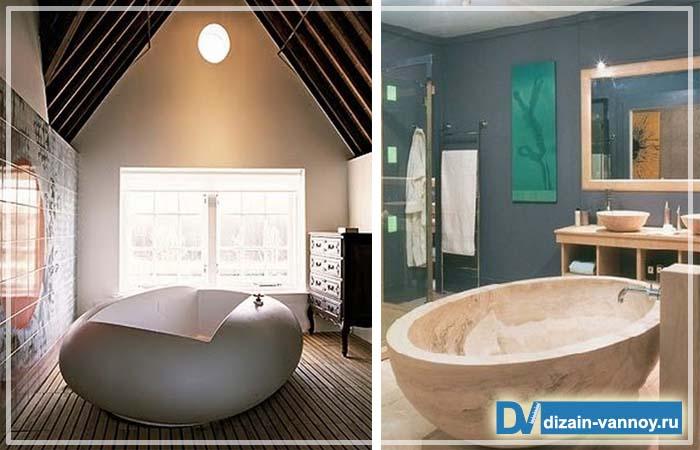 фото необычные ванные комнаты