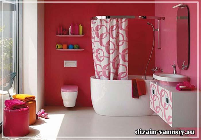 облицовка ванной комнаты