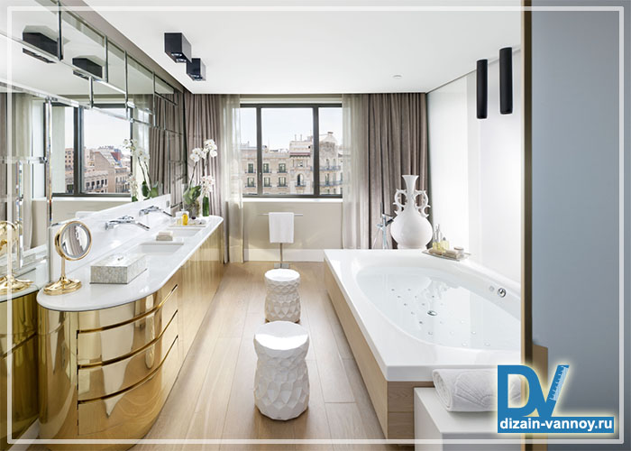 элитные ванные комнаты фото