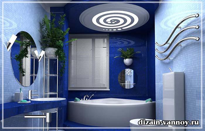 красивый интерьер ванной комнаты фото