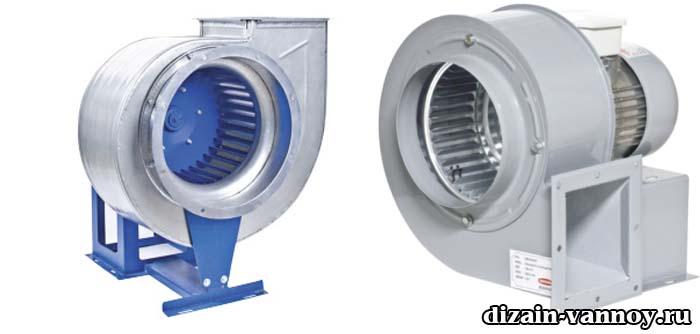 центробежный вентилятор для ванной