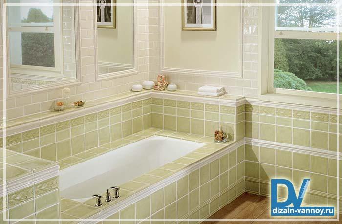 примеры ванных комнат фото