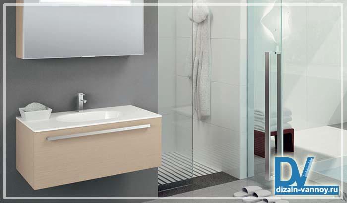 примеры дизайна ванной комнаты