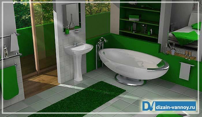 идеи для ванной комнаты фото